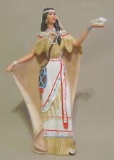 Lenox Legendary Princess Lady Figurine POCAHONTAS w Original Box & COA