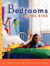 Bedrooms for Cool Kids: Clever Ideas and Practical Pla
