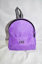 "American Girl Doll Our Generation Journey Girl 18"" Doll Clothes Purple Backpack"