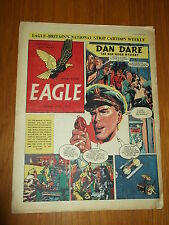 EAGLE #42 VOL 2 25TH JANUARY 1952 BRITISH WEEKLY DAN DARE SPACE ADVENTURES