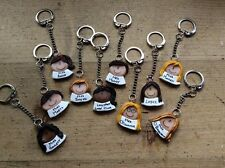 personalised teachers gifts Keyring Made To Order One Only Handmade Wedding