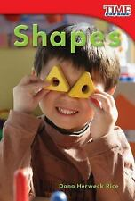 Teacher Created Materials - TIME For Kids Informational Text: Shapes --ExLibrary