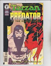 Darkhorse Comics! Tarzan v. Predator! 2 of 4!