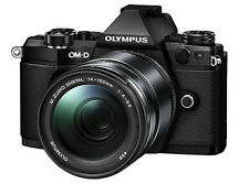OLYMPUS OM-D E-M5 Mark II 14-150mm F4.0-5.6 II  kit Black Japan Version New