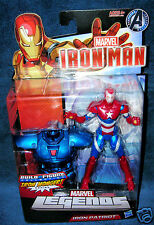 MARVEL LEGENDS IRON PATRIOT DARK AVENGERS IRON MAN NORMAN OSBOURN UNIVERSE