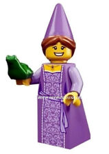 Lego MiniFigure #71007 #3 FAIRY TALE PRINCESS Series12 Includes poster & Online