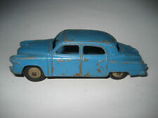 Dinky Toys, Studebaker Land Cruiser Car in Blue. No 172