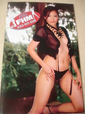 FHM Philippines Girls Next Door 2005 Mini Magazine issue Sexy LOOK