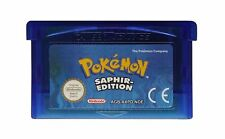 Pokemon Saphir Edition | Gameboy Advance SP | GBA SP | Nintendo DS | DS Lite |