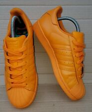GORGEOUS ADIDAS SUPERSTAR II PHARRELL WILLIAMS SUPERCOLOUR TRAINERS SIZE 6 UK
