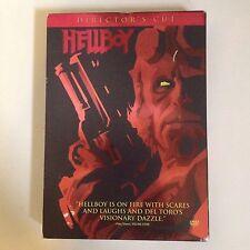Hellboy (DVD, 2004, 3-Disc Set, Director's Cut)