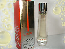 Mignon *✿ LUMIERE de ROCHAS ✿*edt  5ml  mini perfume miniatur NEW edit