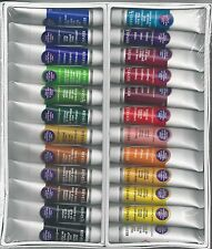 REEVES WATER-MIXABLE OIL PAINTS ~ 24 PC PAINT SET ~ NEW!!