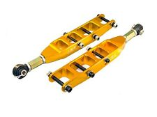 ISC Suspension Adjustable Rear Toe  Arms For 89-98 Nissan 240SX S13 /S14 N009RCA