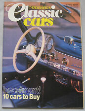 Classic Cars April 04/1985 featuring Lotus 23B, AC Cobra, Audi Quattro, Mercedes