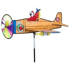 Premier Kite's Airplane Spinner- Bombs Away- for yard