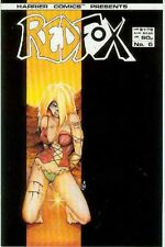 Redfox # 6 (female Barbarian) (UK, 1986)