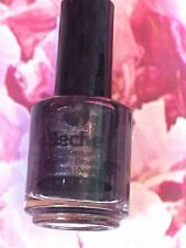 seche aristocrat nail laquer polish plum shimmer one coat fast dry 14ml