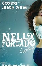 NELLY FURTADO poster - LOOSE - promo poster - 11 X 17 inches