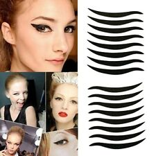 Fashion 8 Pairs Invisible Narrow/Wide Double Eyelid Adhesive Tape Stickers