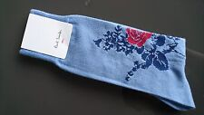 Genuine Paul Smith Men's socks/Rose Floral /BNWT/UK Seller