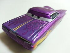 Mattel Disney Pixar Car Purple Ramone Toy Car 1:55 Loose New In Stock