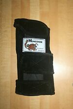 "Mongoose ""Equalizer"" Bowling Wrist Band Support, LRE, Right Hand, Large, Black"
