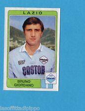 PANINI CALCIATORI 1984/85 -FIGURINA n.164- GIORDANO - LAZIO -Recuperata