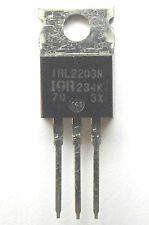 IRL2203N TRANS preamplificatore MOSFET allo N-CH 30V 100A 3 PIN TO-220AB