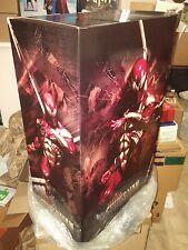 RARE! Sideshow Iron Spider-Man Comiquette/Statue! Marvel/Civil War - Polystone