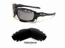 Replacement Lenses for Oakley Jawbone Iridium Black Polarized 100%UVA&VB