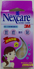 3M Nexcare Acne Blemish  Clear CARE DRESSING PIMPLE STICKERS PATCH SMALL 50PCS