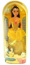 """2009 Disney Sparkling Princess Belle Beauty and the Beast 11"""" Doll NRFB!"""