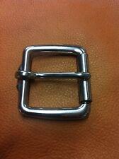 """1.5"""" Roller Buckle Stainless Steel Belt Buckle New Heavy Duty"""