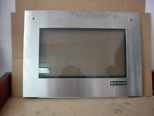 Jenn-Air Double Oven Stainless Glass Window w/ Logo Part # W10187006