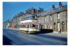 gw0089 - Sheffield Tram no 192 at Attercliffe Common in 1959 - photograph