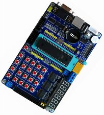 ATMEGA16A development board AVR Microcontroller learning board+ISP programmer