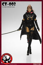 1/6 Scale Dark Mourner CAT TOYS Custom Female USA SELLER *IN STOCK*