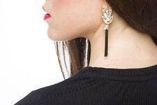 Earrings Women Ear Stud Fashion Spring Summer Art Deco Tassle Drop Earring Gift