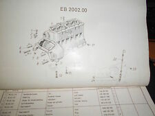 Gutbrod tracteur SUPERIOR 2500 - boite 8 vitesses - 379-1 : catalogue pièces