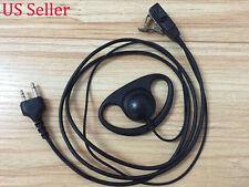 D Earpiece/Headset Mic Midland Radio XT18 XT20 XT511 XT511MO G-225 G-226 G-227