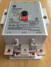 Allen BRADLEY 100-d140 100s-d140t22c AUTOMAZIONE/apparecchiature elettroniche