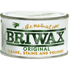 NEW Briwax Original 400gms Dark Oak Each