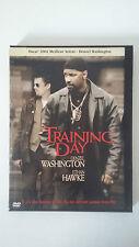 TRAINING DAY - DVD - Denzel Washington Ethan Hawke