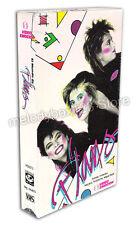 El Mundo De Flans VHS Tape Video Cassette RARE Inv Mecano Miguel Bose Timbiriche