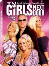PLAYBOY The Girls Next Door Season 2 Two DVD NEW Holly Madison OUT OF PRINT!!!