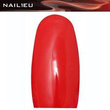 "PROFESSIONALE Gel colorato ""NAIL1EU Milano Red"" 5ml/Gel per unghie/Gel UV/"