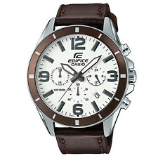 Casio Edifice EFR-553L-7B Regular timekeeping Watch Brand New