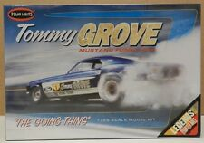 TOMMY GROVE FORD MUSTANG DRAG RACING NHRA 1969 FUNNY CAR POLAR LIGHTS MODEL KIT