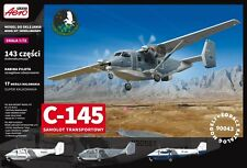 SIKORSKY/PZL C-145 SKYTRUCK (USAF SPECIAL OPERATIONS UNITS MKGS) 1/72 AEROPLAST